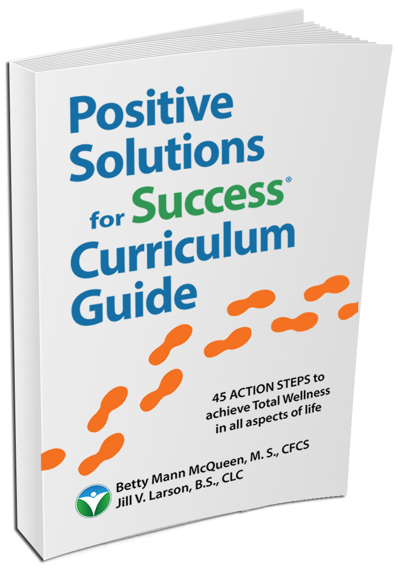 positive solutions curriculum guide